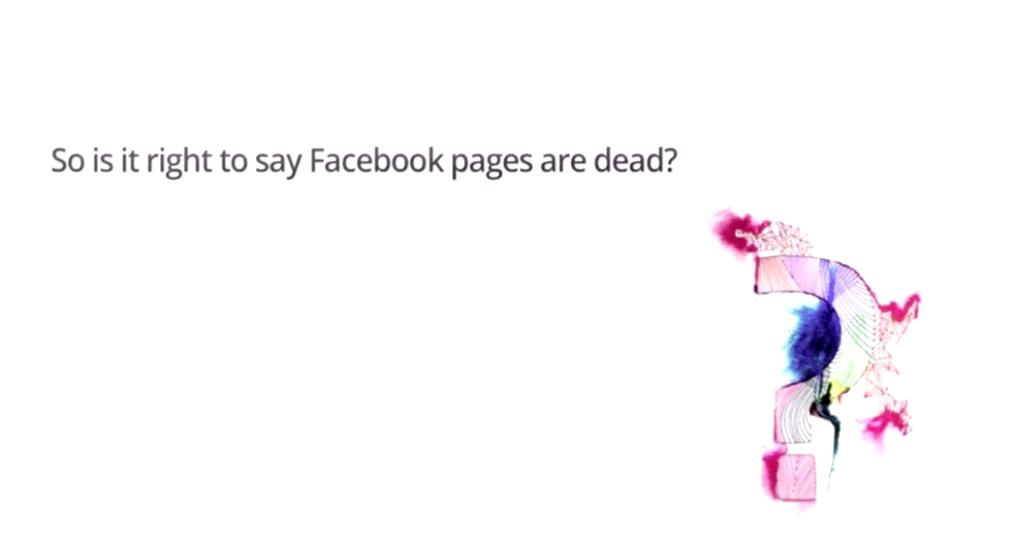 Is facebook dead