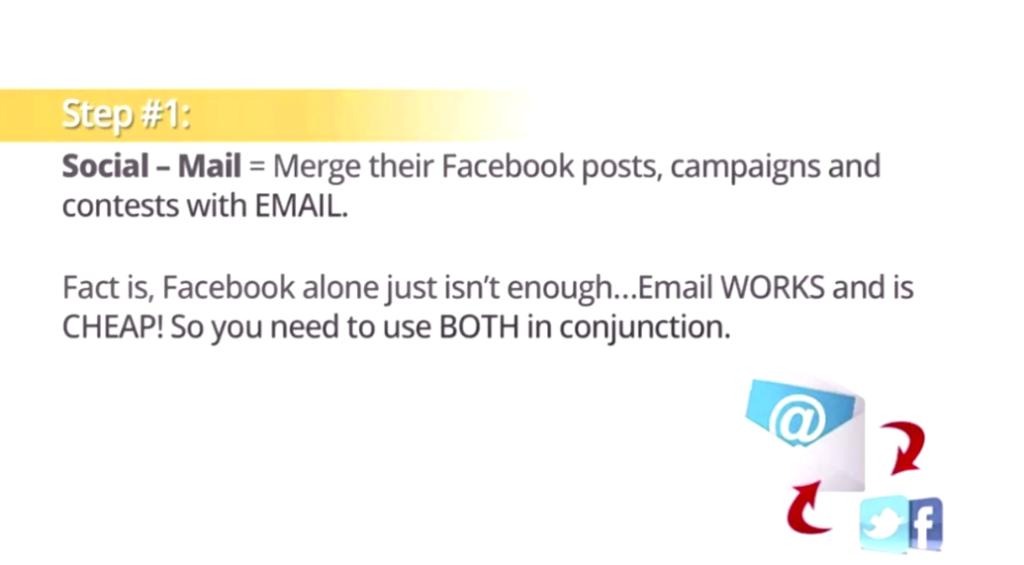 Merge social networks